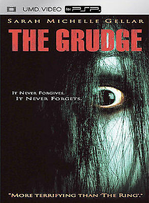 SONY PSP The Grudge BRAND NEW FACTORY SEALED