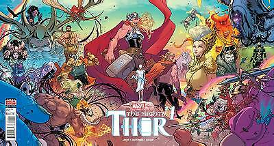 MIGHTY THOR #1, New, First print, Marvel Comics (2015)