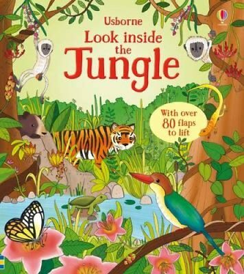 Look Inside the Jungle by Minna Lacey 9781409563938 (Board book, 2015)