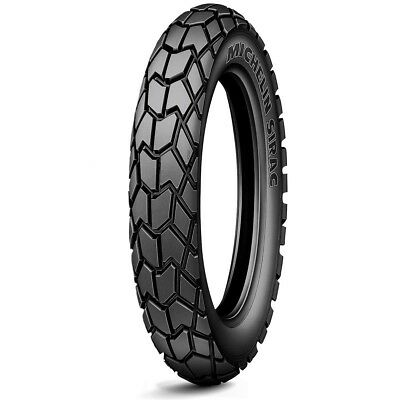 Royal Enfield 500 Bullet Trials 1954-57 Michelin Sirac Front Tyre 3.00 -21