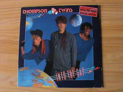 THOMPSON TWINS - INTO THE GAP *Arista 205 971 v. 1984* Vinyl: MINT / Cover: NM