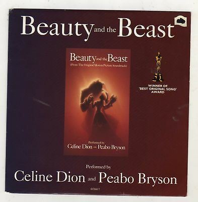 SI  Walt Disney  Beauty and the Beast feat. Celine Dion  1991 Columbia NL