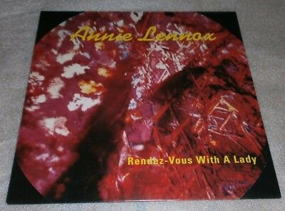 Eurythmics / Anni Lennox  Live LP Rendez-Vous With A lady  Live in Europe `92