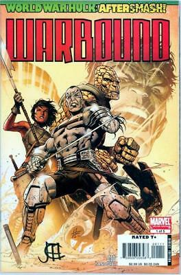 World War Hulk Warbound #1 Dynamic Forces Signed Cheung Coa Ltd 15 Thor 3 Movie