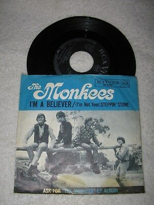 Beat-Single: The Monkees - I'm a believer, 1966