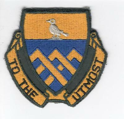 R112 101st Armored Cavalry Regiment Patch Win 10 Get Free US Shipping