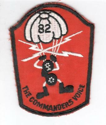 R121 82nd Airborne Division Signal Battalion Patch Win 10 Get Free US Shipping