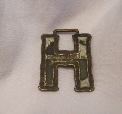 1910's Hupmobile Automobile Advertising Watch Fob