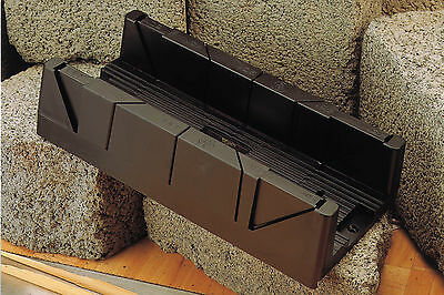 Linic Mighty Mitre Block Box 45 60 & 90 Degree 108 x 58 x 320mm UK Made W7090