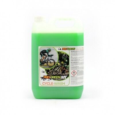 Pro Green Cycle 5 L ltr Litre Liter Concentrated Wash Bike Bicycle BMX MTB