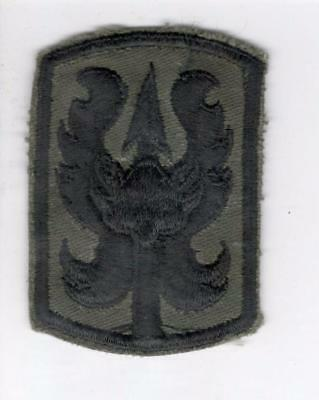 R215 199th Infantry Brigade Patch Win 10 Get Free US Shipping