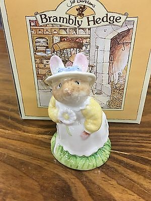 Royal Doulton Primrose Woodmouse Figurine Brambly Hedge Gift Collection ~DBH 8~