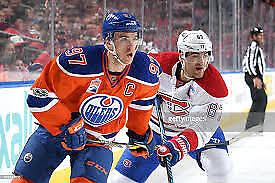 Montreal Canadiens Vs Edmonton Oilers 2 Tickets Rogers Place
