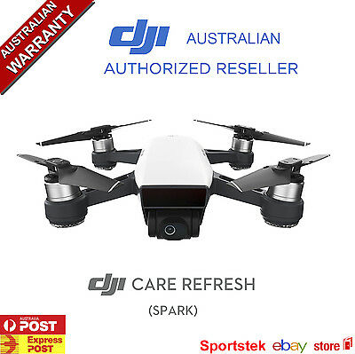 DJI SPARK AUSTRALIAN CARE REFRESH INSURANCE (1 Year)