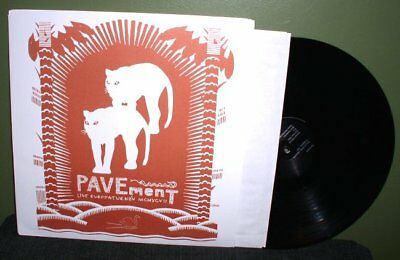 "Pavement ""Live"" LP NM RSD OOP Yo La Tengo Superchunk Pixies Archers of Loaf"