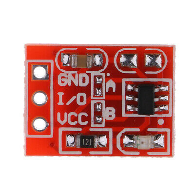 TTP223 Capacitive Touch Switch Button Self-Lock Module for Arduino with Pins