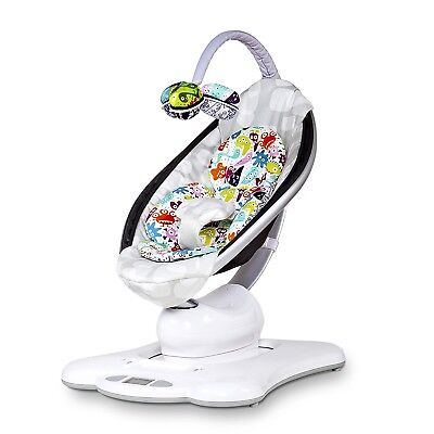4moms Mamaroo Baby Swing (Model 4M-005) with Infant Insert Accessory