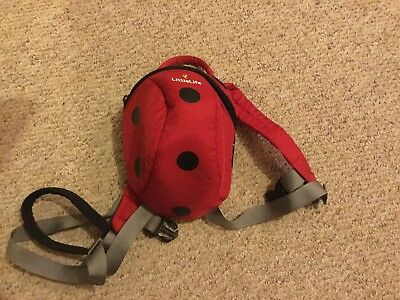 Little Life Backpack With Harness