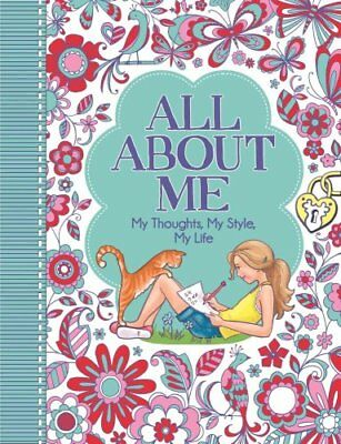 All About Me My Thoughts, My Style, My Life by Ellen Bailey 9781780551388