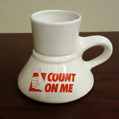 Southern Bell A Bellsouth Company Flat Bottom Coffee Mug Count On Me