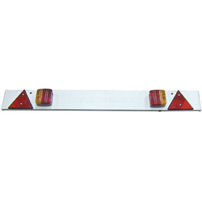 Streetwize SWTT20 Trailer Lighting Board 4ft With 5m Cable Towing Caravan