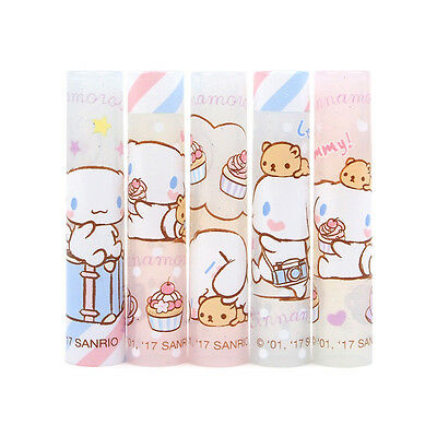 2017 Sanrio Cinnamoroll Dog Pencil Topper (5Pcs/Set) ~  Free Shipping