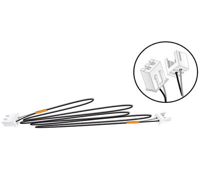 NEW Woodland Scenics JP5761 Just Plug Extention Cable (2) *SHIPS FREE*