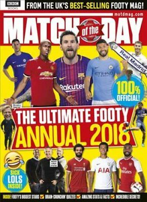 Match of the Day Annual 2018 9781785942051 (Hardback, 2017)