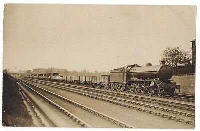 GNR Great Northern Railway Engine #461 Class 02, RP Postcard Unused c1920s