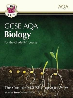 New Grade 9-1 GCSE Biology for AQA: Student Book with Online Ed... 9781782945956