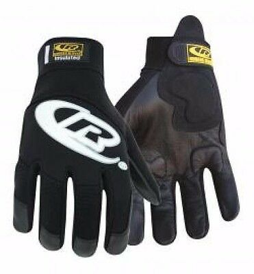 Ringers Gloves Insulated Cold Weather Gloves Medium 1 Pair 123-09