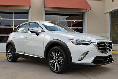 2016 Mazda CX-3 GT 4x4 2016 Mazda CX3 Grand Touring AWD, Leather, Moonroof, More!