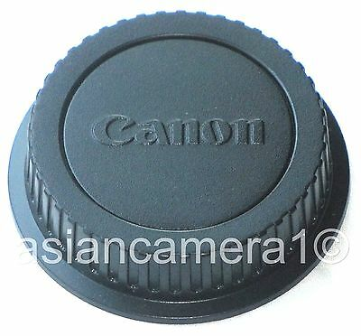 Rear End Dust Cap E For Canon EOS 10D 20D 30D 40D 50D Camera