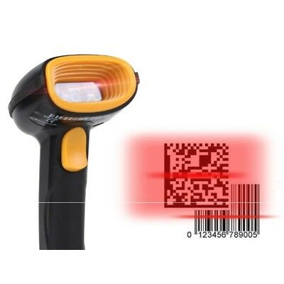 Barcode Scanner Kercan KR-230-EIO 2D QR PDF417 Data Matrix Automatic Wired USB