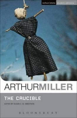 """""""The Crucible"""" by Arthur Miller 9781408108390 (Paperback, 2010)"""