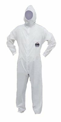 SAS Safety 6939 Moon suit Nylon Cotton Coverall, Extra Large