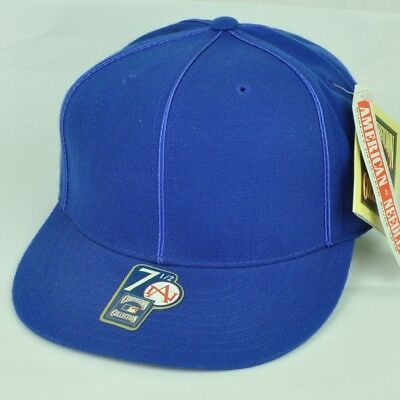 0eb2816704e MLB Atlanta Braves American Needle Cooperstown Blue Fitted Size 7 1 2 Hat  Cap