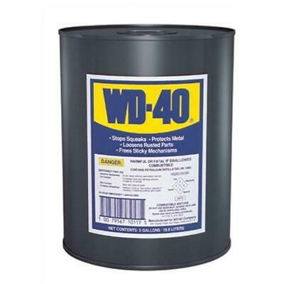 Wd-40 780-49012 Open Stock Lubricants 5 gal.