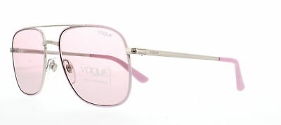 VOGUE Sunglasses VO4083S 323/5 Silver/Pink 55MM