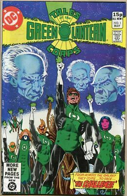 Tales Of The Green Lantern Corps #1 - FN