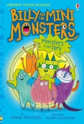 Billy and the Mini Monsters Monsters in the Dark by Zanna Davidson (Hardback,...