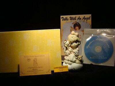 Precious Moments-RARE CHAPEL EXCLUSIVE-If You Could Only See Heaven