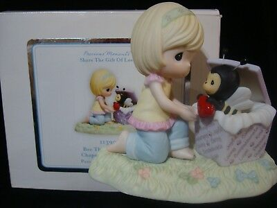 Precious Moments- *SIGNED BY SAM AND DEBBIE* 2011 Chapel Event Exclusive