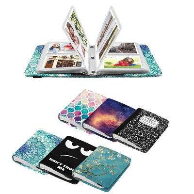 104 Pockets Mini Photo Album For Fujifilm Instax Mini 9/8/8+ Mini 90 Mini 25