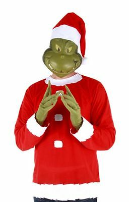 Dr. Seuss - The Grinch Adult Costume - Elope