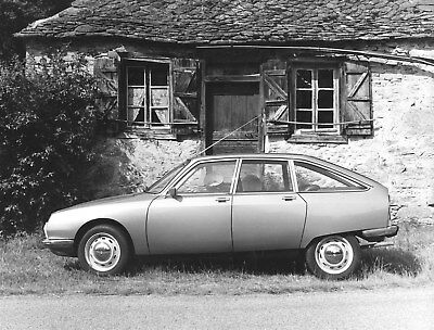 1973 Citroen GS ORIGINAL Factory Photo oub9900