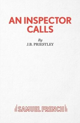 An Inspector Calls (Acting Edition) (Paperback), Priestley, J. B....