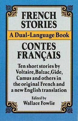 French Stories (Dover Dual Language French) (Paperback), 9780486264431