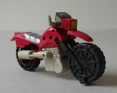 OFF-ROAD CYCLE with AXER vehicle only TRANSFORMERS G1 Action Masters HASBRO 90s