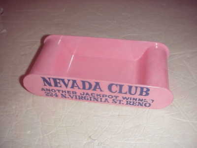 Nevada Lodge Casino Bakelite  Slot Machine Chip Holder